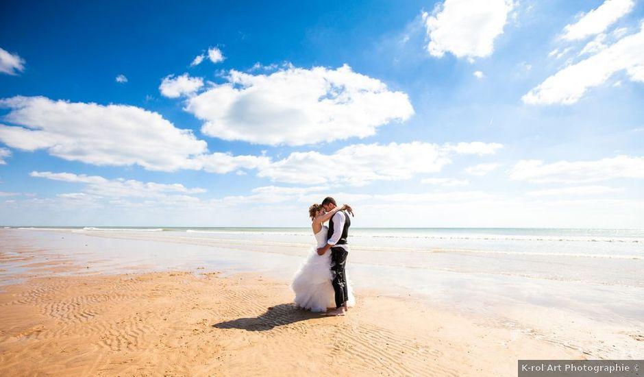 Le mariage de Pascal et Laura à Maulévrier, Maine et Loire