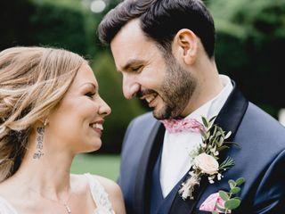 Le mariage de Amélie et Waël