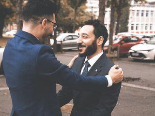 Le mariage de Camille et Osama 1