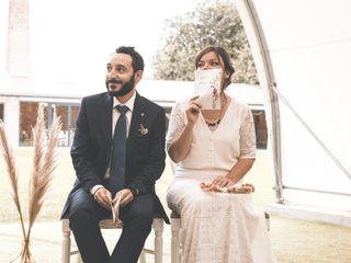 Le mariage de Camille et Osama