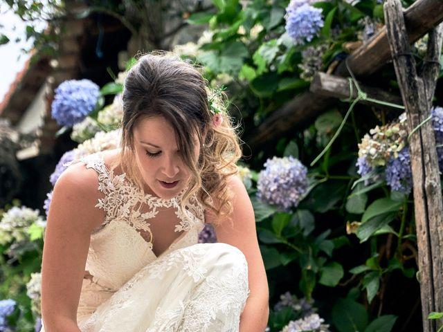 Le mariage de Nicolas et Delphine à Jaujac, Ardèche 12