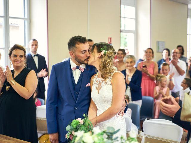Le mariage de Nicolas et Delphine à Jaujac, Ardèche 18