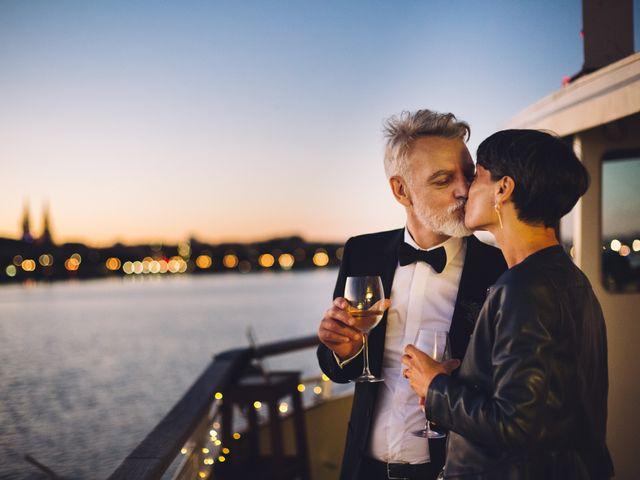 Le mariage de Jean-Philippe et Sandrine à Bordeaux, Gironde 12