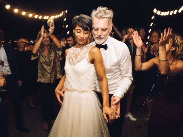 Le mariage de Sandrine et Jean-Philippe