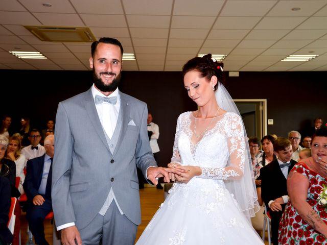 Le mariage de Mat et Caro à Annezin, Pas-de-Calais 1