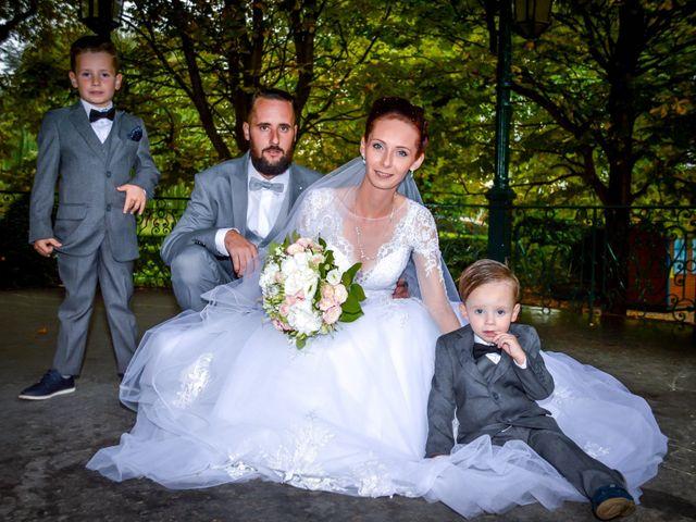 Le mariage de Mat et Caro à Annezin, Pas-de-Calais 4