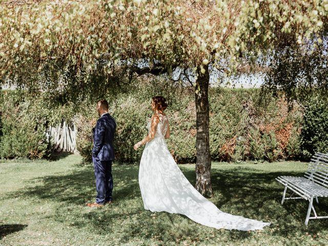 Le mariage de Clément et Pauline à Margencel, Haute-Savoie 19