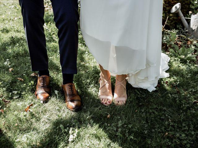 Le mariage de Clément et Pauline à Margencel, Haute-Savoie 23
