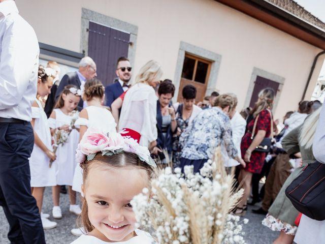 Le mariage de Clément et Pauline à Margencel, Haute-Savoie 29