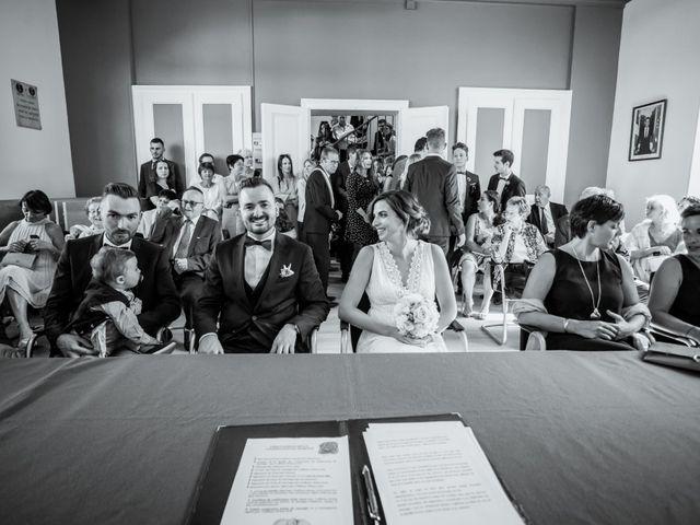 Le mariage de Clément et Pauline à Margencel, Haute-Savoie 30