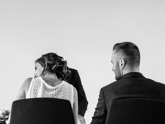 Le mariage de Clément et Pauline à Margencel, Haute-Savoie 31