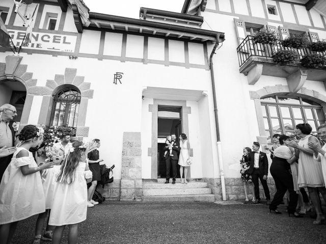 Le mariage de Clément et Pauline à Margencel, Haute-Savoie 32