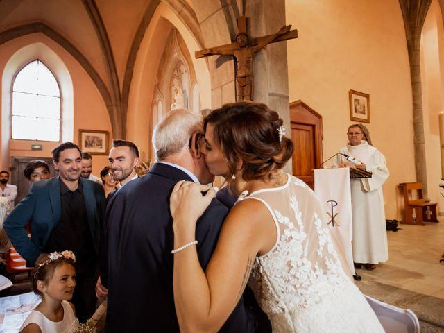 Le mariage de Clément et Pauline à Margencel, Haute-Savoie 33