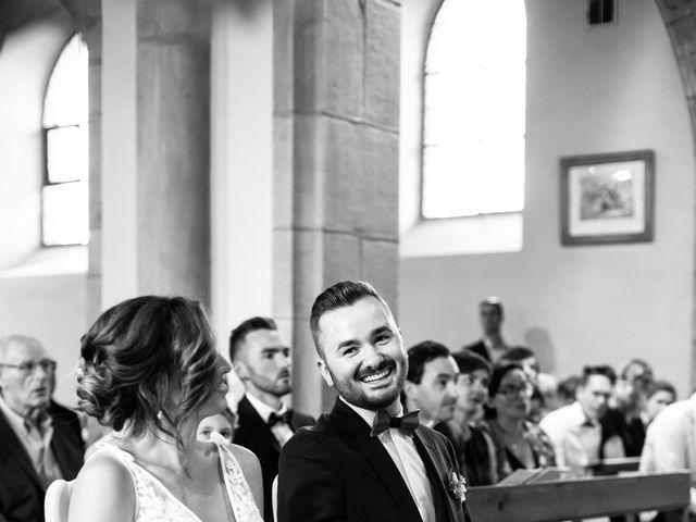 Le mariage de Clément et Pauline à Margencel, Haute-Savoie 34