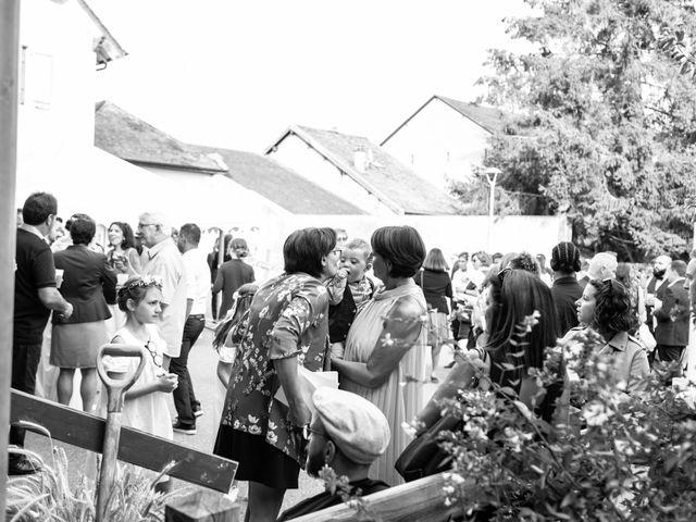 Le mariage de Clément et Pauline à Margencel, Haute-Savoie 52