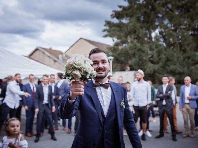 Le mariage de Clément et Pauline à Margencel, Haute-Savoie 50