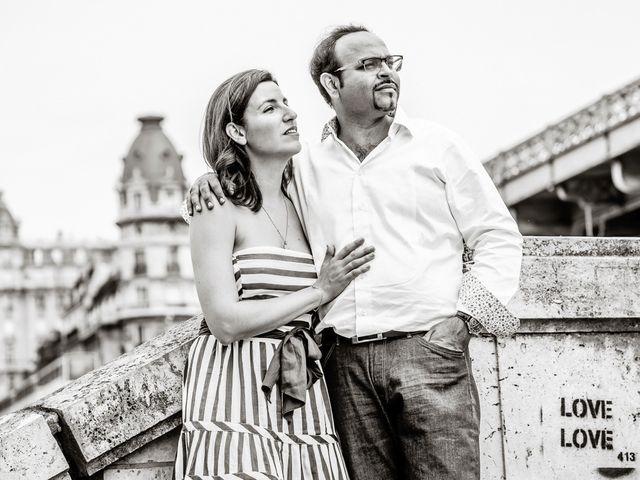Le mariage de Bharat et Sorina à Santeny, Val-de-Marne 3