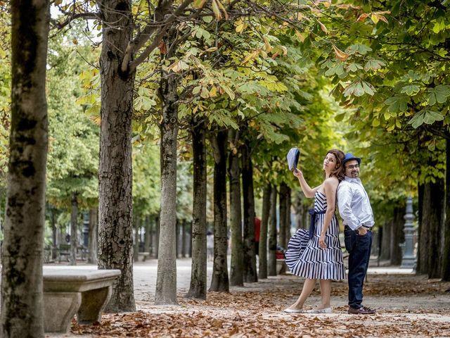 Le mariage de Bharat et Sorina à Santeny, Val-de-Marne 6
