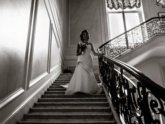 Le mariage de Bharat et Sorina à Santeny, Val-de-Marne 17