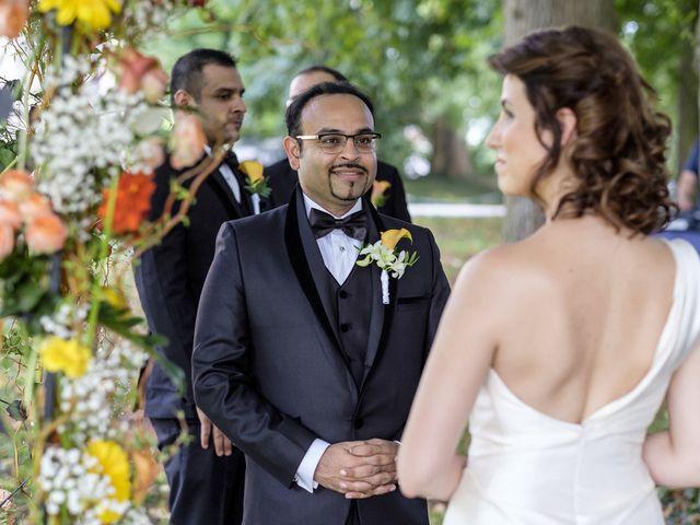 Le mariage de Bharat et Sorina à Santeny, Val-de-Marne 21