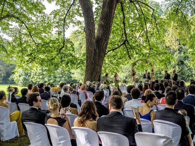 Le mariage de Bharat et Sorina à Santeny, Val-de-Marne 23