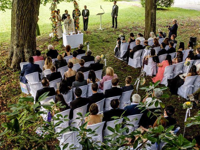 Le mariage de Bharat et Sorina à Santeny, Val-de-Marne 25