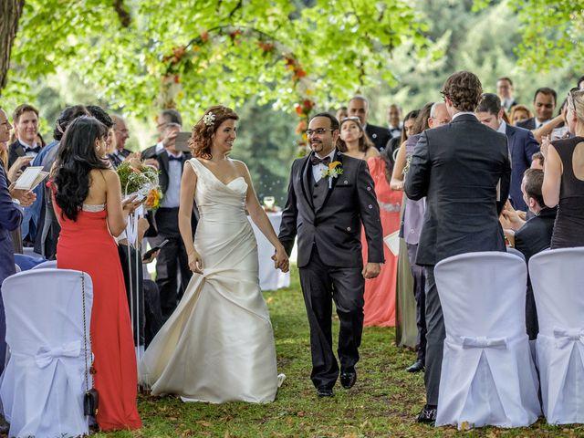 Le mariage de Bharat et Sorina à Santeny, Val-de-Marne 26