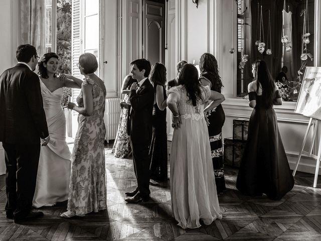 Le mariage de Bharat et Sorina à Santeny, Val-de-Marne 27