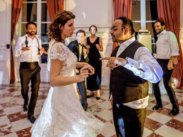 Le mariage de Bharat et Sorina à Santeny, Val-de-Marne 47