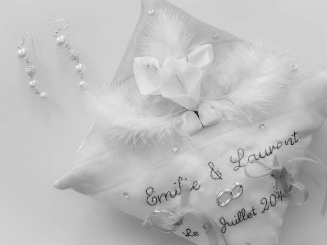Le mariage de Laurent et Emilie à Monchecourt, Nord 3