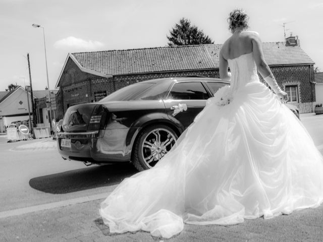 Le mariage de Laurent et Emilie à Monchecourt, Nord 60