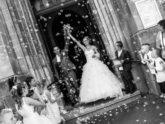 Le mariage de Laurent et Emilie à Monchecourt, Nord 88