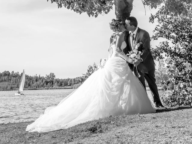 Le mariage de Laurent et Emilie à Monchecourt, Nord 91
