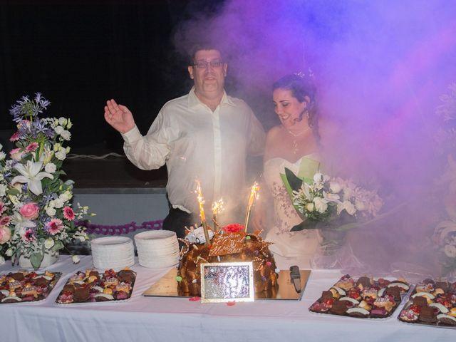 Le mariage de David et Angéline à Saint-Martin-de-Londres, Hérault 1