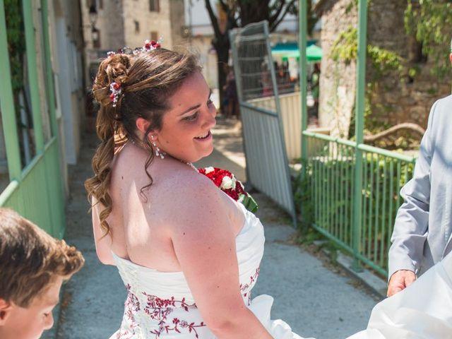 Le mariage de David et Angéline à Saint-Martin-de-Londres, Hérault 26
