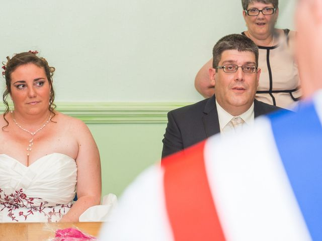 Le mariage de David et Angéline à Saint-Martin-de-Londres, Hérault 28