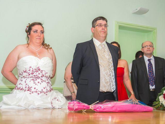 Le mariage de David et Angéline à Saint-Martin-de-Londres, Hérault 29