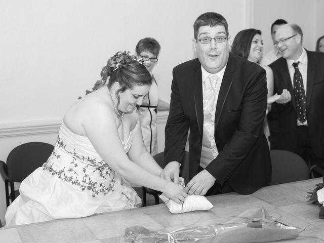 Le mariage de David et Angéline à Saint-Martin-de-Londres, Hérault 30