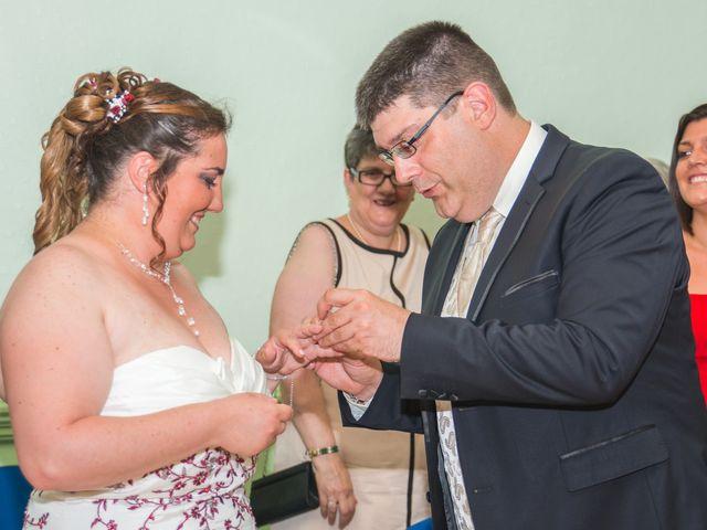 Le mariage de David et Angéline à Saint-Martin-de-Londres, Hérault 31