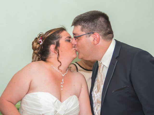 Le mariage de David et Angéline à Saint-Martin-de-Londres, Hérault 33
