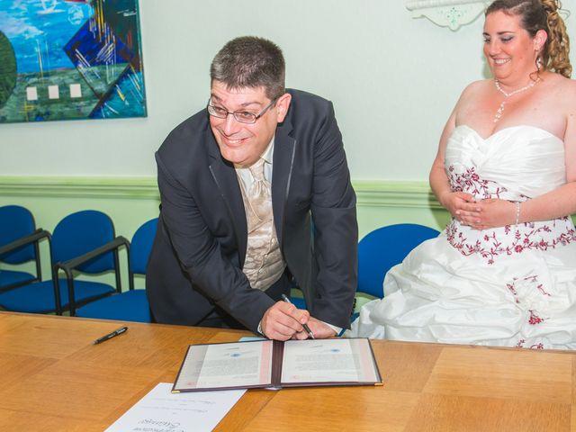 Le mariage de David et Angéline à Saint-Martin-de-Londres, Hérault 34
