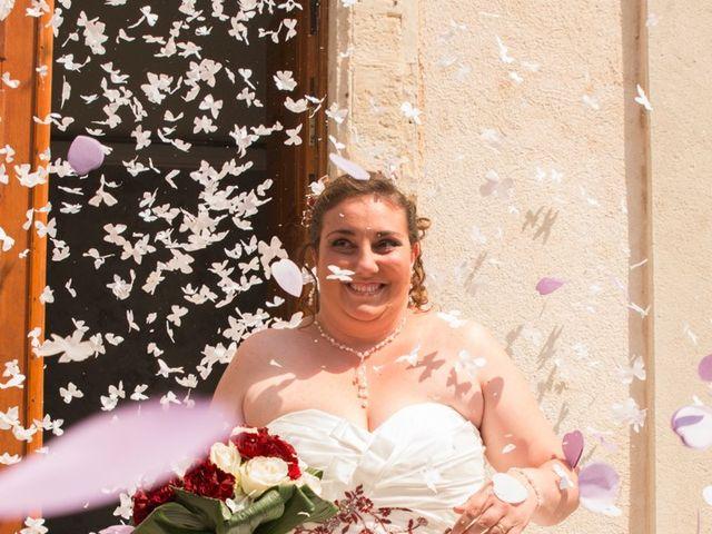 Le mariage de David et Angéline à Saint-Martin-de-Londres, Hérault 35