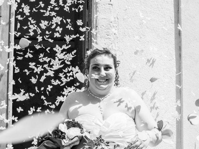 Le mariage de David et Angéline à Saint-Martin-de-Londres, Hérault 36
