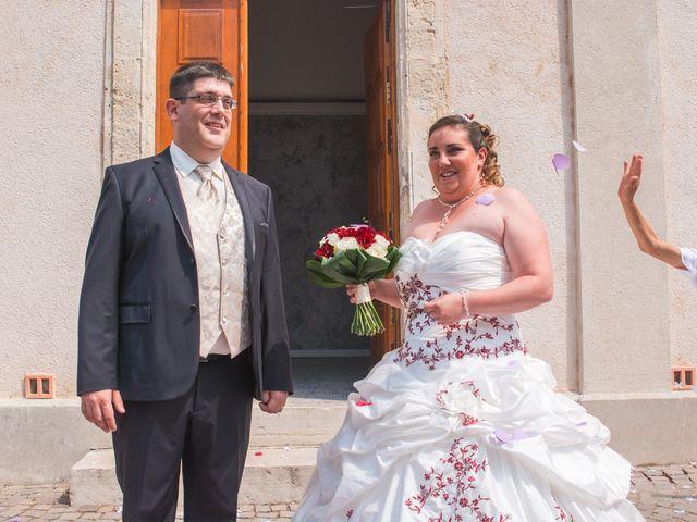 Le mariage de David et Angéline à Saint-Martin-de-Londres, Hérault 37