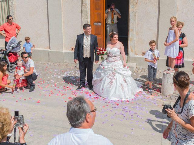 Le mariage de David et Angéline à Saint-Martin-de-Londres, Hérault 38
