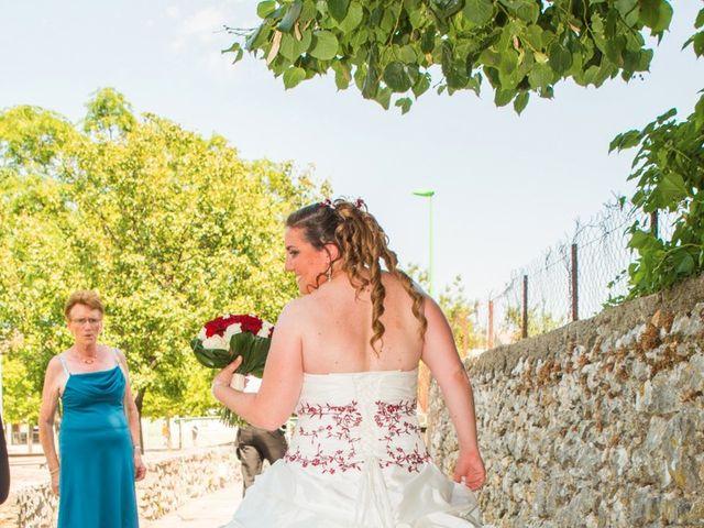 Le mariage de David et Angéline à Saint-Martin-de-Londres, Hérault 40