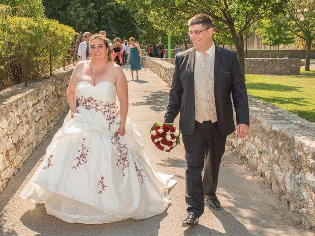 Le mariage de David et Angéline à Saint-Martin-de-Londres, Hérault 42