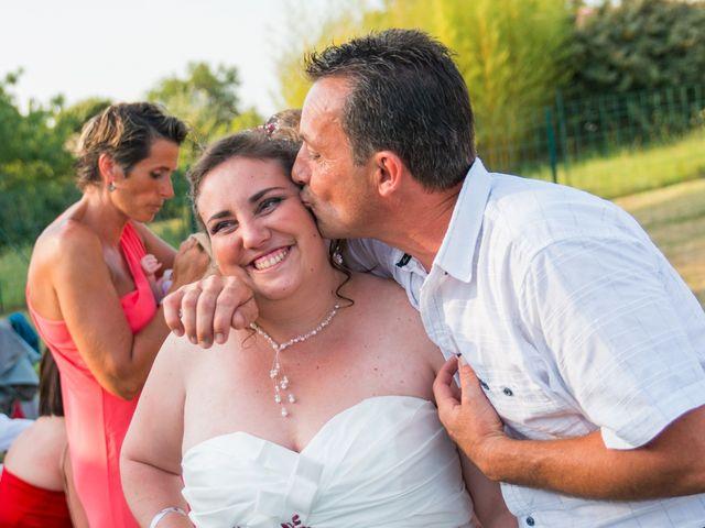Le mariage de David et Angéline à Saint-Martin-de-Londres, Hérault 59