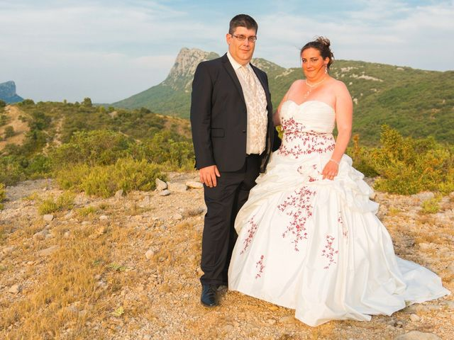 Le mariage de David et Angéline à Saint-Martin-de-Londres, Hérault 75