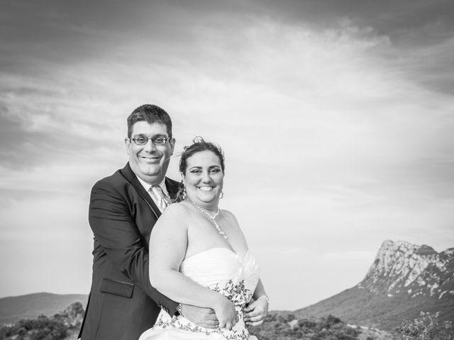 Le mariage de David et Angéline à Saint-Martin-de-Londres, Hérault 82